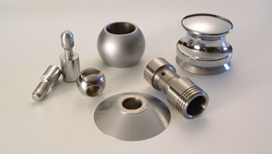 chromteile hartchrom-beck Stahl Kupfer Aluminium